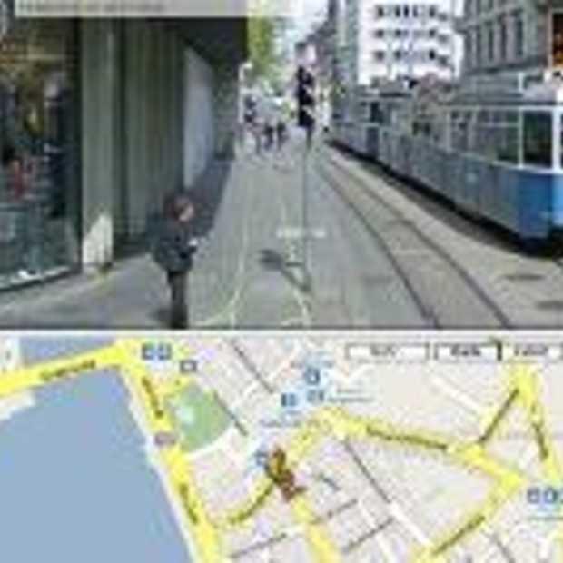 Zwitserland verbiedt Google Street View