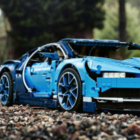 Must have: Bugatti Chiron Lego technic model