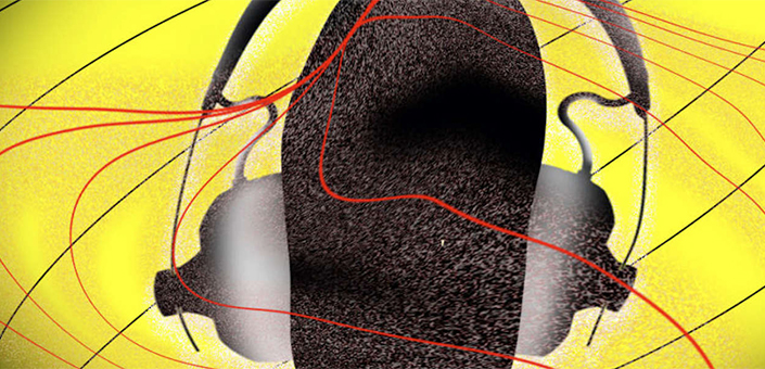 Nu je oortjes in doen, Billie Eilish in 8D audio gaat volledig viral
