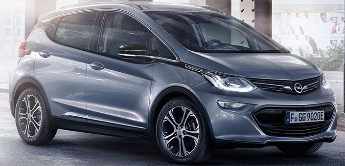 Hoe voordelig is elektrisch rijden in 2020 met een Opel Ampera-e
