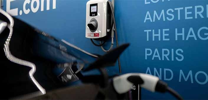 Elektrische huurauto's zijn in opkomst