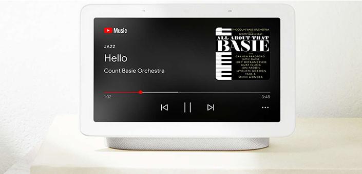 Maak je leven makkelijker met de Google Nest Hub
