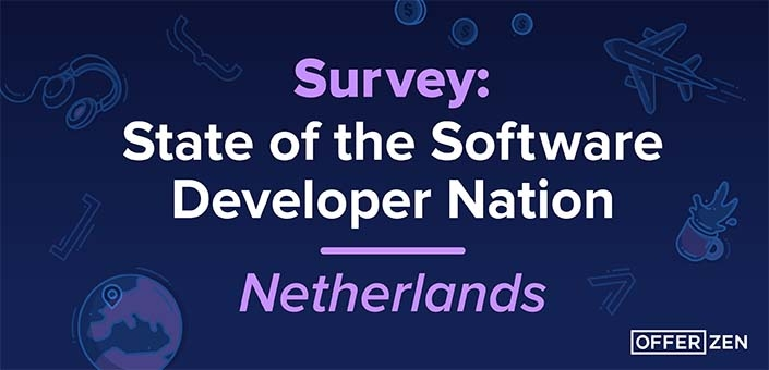 ​Software Developers in Nederland: doe mee aan deze open-data survey over carrièrekansen!