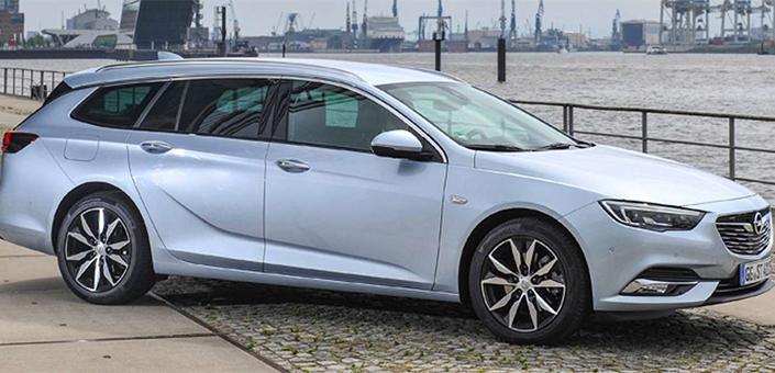 Opel Adaptive Cruise Control: lekker rijden zonder stress