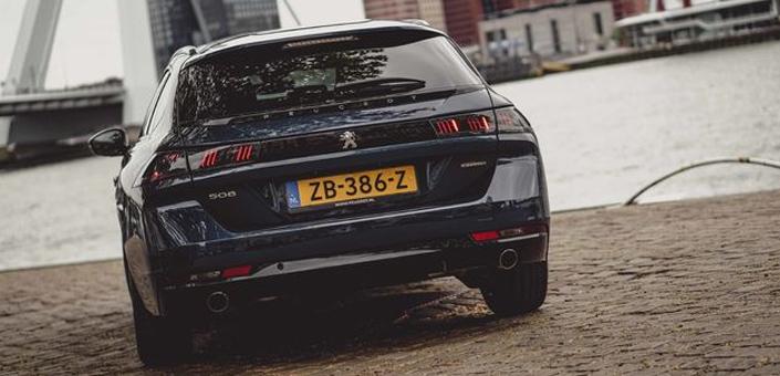 Peugeot 508 SW: de meest bijzondere features op een rij