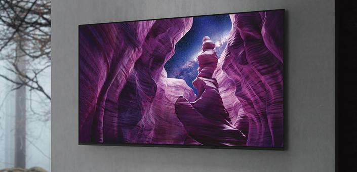 Must have: De nieuwste OLED-televisies van Sony